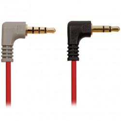 Reytid Cable 3.5mm de TRS a TRRS smartphones