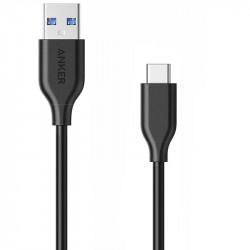Cable Anker USB-C a USB-A 3.0 de 90 cm