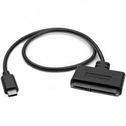 """Startech Cable adaptador de 2.5"""" SATA III a USB C 3.1 (Thunderbolt 3) USB31CSAT3CB"""