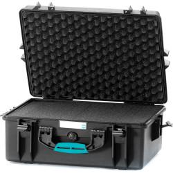 HPRC 2600F Maleta Dura 55 x 42 x 21.5cm (asa azul)