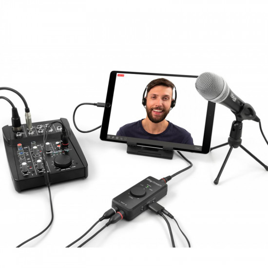 IK Multimedia iRig Stream Interfaz Ultracompacta