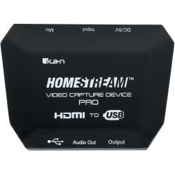 Ikan HomeStream Pro Streaming de Video a USB hasta 1080P 30fps