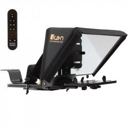 Ikan PT-ELITE-PRO2-RC Teleprompter Pro Elite Universal para tablets