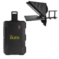 "Ikan PT3500-TK Teleprompter 15"" LCD Estudio / Exteriores con maleta"