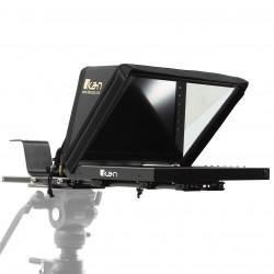 "Ikan PT4200 Teleprompter Profesional  12"" LCD Portátil"