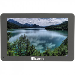 "Ikan Saga High Bright 7"" S7P  3G-SDI / HDMI 2000Nits"