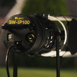 Ikan Stryder SW-IP100 Fresnel LED 5 pulgadas con resistencia al agua IP54 100W 5600K