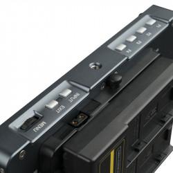 "Ikan Saga Monitor 7"" SX7  3G-SDI / HDMI 2000nit Super High Bright"