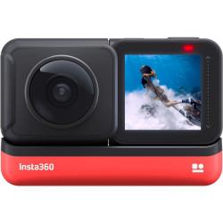 "Insta360 ONE R  Cámara VR 360° 4K ""Action Camera Single Edition"