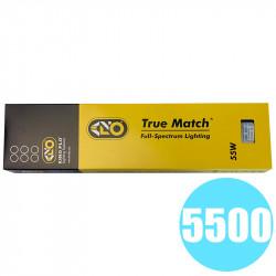 Kino Flo Quad Ampolleta Fluorescente 55W / 5500K 55QK55 para Barfly