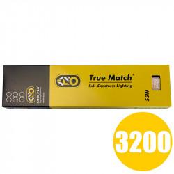 Kino Flo Quad Ampolleta Fluorescente 55W / 3200K 55QK32 para Barfly