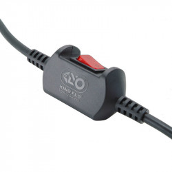 Kino Flo Cable Power para Diva-Lite con inline Switch