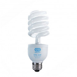Kino Flo 26W CFL KF55 True Match Ampolleta Fluorescente E26
