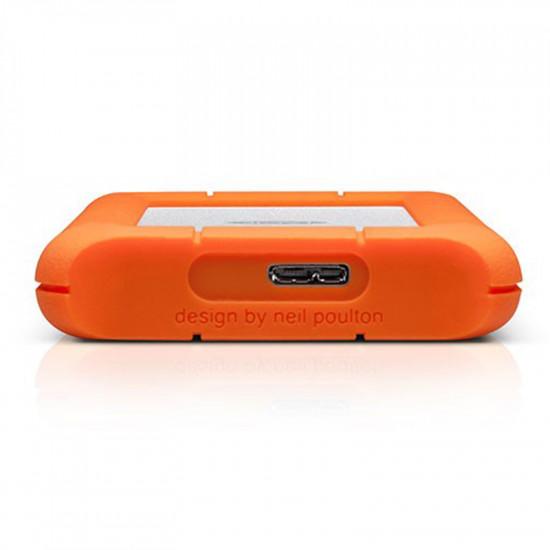 Lacie 5TB Mobile Mini Rugged USB 3.0 USB-C