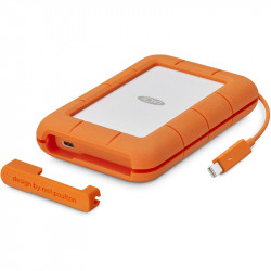 Lacie 5TB Rugged Thunderbolt / USB-C Mobile HHD