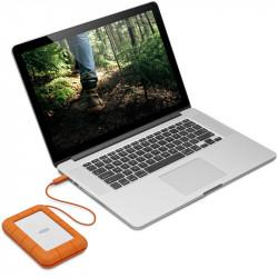 Lacie 5TB Rugged Thunderbolt / USB-C Mobile HHD