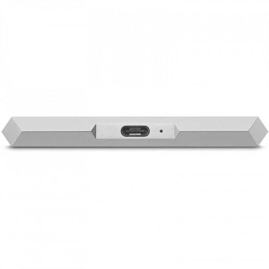 Lacie 4TB Movil Disco USB 3.1 Tipo-C para Mac o PC