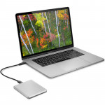 Lacie 2TB Movil Disco USB 3.1 Tipo-C para Mac o PC