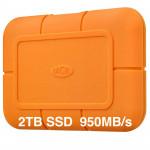 Lacie SSD 2TB Rugged USB 3.1 Tipo-C FireCuda NVMe M.2