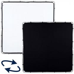 Lastolite Skylite Tela  Blanco/Negro de 2 x 2 mts (solo tela)