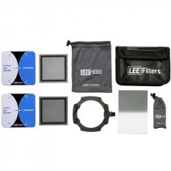 Lee Filters LEE100 Kit Filtros y Soporte para larga exposición 100LEK
