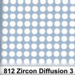 Lee Filters 812 Rollo Zircon White Diffusion 3  1,22 x 3 mts