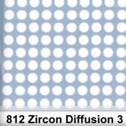 Lee Filters 812 Rollo Zircon White Diffusion 3  1,22 x 3 mts