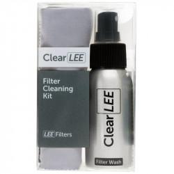 Lee Filters CLCKIT Líquido Limpia Lentes 50ml y Paño de limpieza de microfibra
