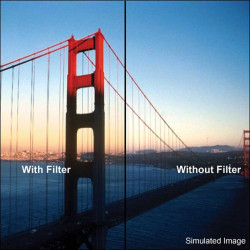 Lee Filters 100x150mm Filtro Coral Pale Stripe  2mm