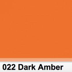 Lee Filters 022S Pliego Dark Amber 50cm x 60 cm