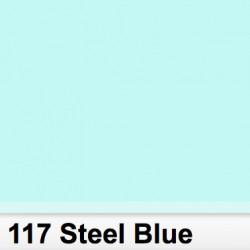 Lee Filters 117S Pliego Steel Blue 50cm x 60 cm