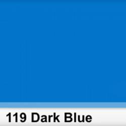 Rosco 119SR Pliego Dark Blue 50cm x 60 cm