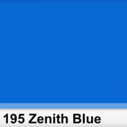 Lee Filters 195S Pliego Rollo Zenith Blue 50cm x 60cm