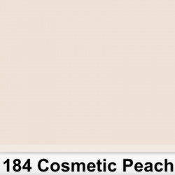 Lee Filters 184R Rollo Cosmetic Peach 1,22 x 7,62 mts