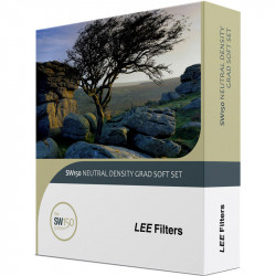 Lee Filters SW150 Filtros Graduados SOFT ND 3, 6 y 9 Neutral Density