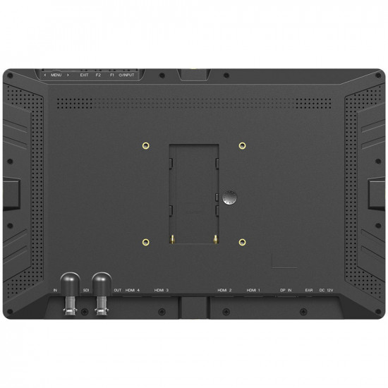 "Lilliput A12 Monitor Broadcast 12.5"" SDI Quad HDMI"