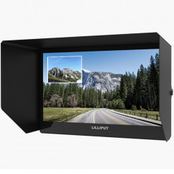 "Lilliput A12 Monitor Broadcast 12.5"" SDI Quad HDMI"