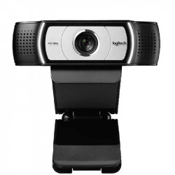 Logitech BC930E HD Webcam con lente Carl Zeiss Campo visual de 90°