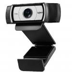 Logitech BC930E HD Webcam con lente Carl Zeiss Campo visual de 90°
