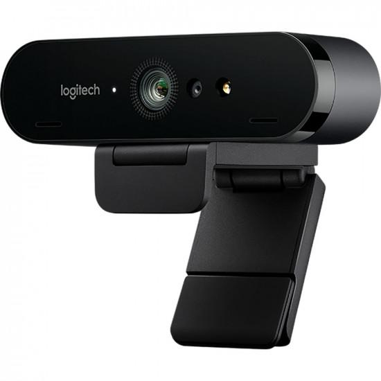 Logitech Brio Ultra HD Pro Webcam 4K con HDR