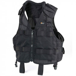 Lowepro LP36287 Pro Photo/Video Vest  Chaleco técnico S&F, L y XL