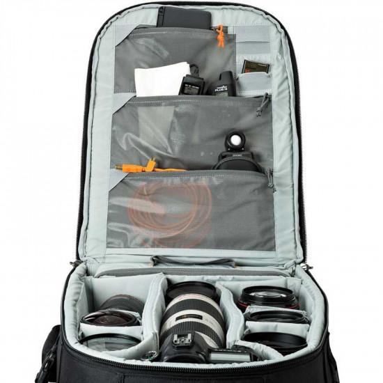 Lowepro Pro RUNNER BP 450 AW II Mochila de fotógrafo profesional