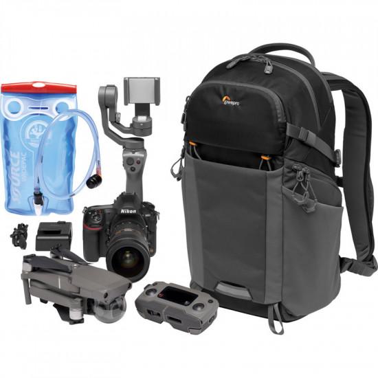 Lowepro Photo Active BP 200 AW (Black/Grey) Mochila Sport para cámara