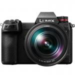 Panasonic Lumix DC-S1 Full Frame con lente de 24-105 mm Montura L