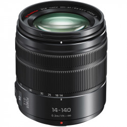 Lumix Lente G Vario HD 14-140 mm F 3.5-5.6 ASPH Power OIS (white box)