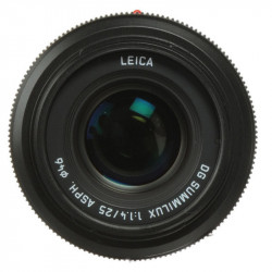 Panasonic Leica 25mm f/1.4 ASPH Summilux
