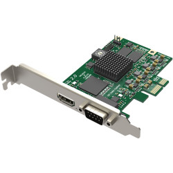 Magewell Captura de 1 HDMI a PCIe x1 Pro Capture HDMI Card