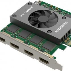 Magewell Captura de 4 HDMI a PCIe Gen2 x4
