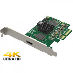 Magewell Captura 4K de 1 HDMI a PCIe Gen2  x1 Pro Capture HDMI Card
