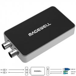 Magewell USB Captura de SDI Plus SD/HD/3G/ 2K SDI + embedded audio